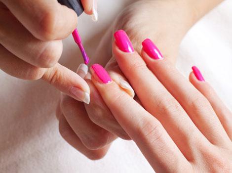 Gel Polish on Natural Nails | Elife